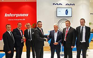 Maxam Interpneu Cooperation 2016