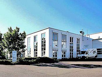 LKW-Logistikzentrum Hainichen