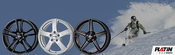 Slider platin-wheels WInter