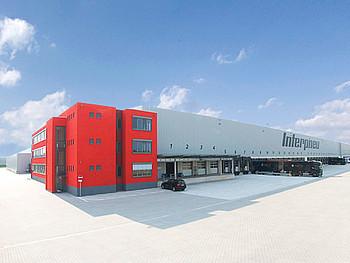 Reifen-Logistikzentrum Speyer