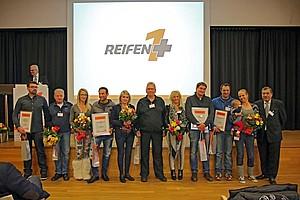Gruppenbild Reifen1Plus Tagung 2016