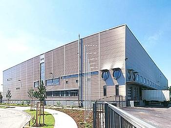 Alufelgen-Logistikzentrum Karlsruhe